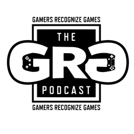 The G.R.G Podcast Sticker