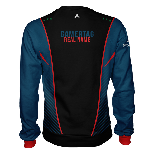 GRM Gaming Sublimated Sweatshirt