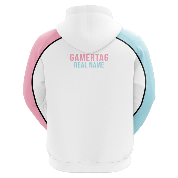 GooshiGaming Sublimated Zip Up Hoodie