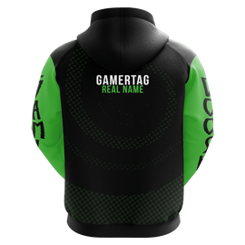 Gooshi Gaming Sublimated Hoodie