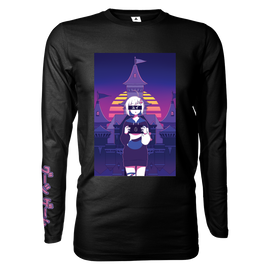 "Gooshi Gaming ""Yui"" Long Sleeve T-Shirt"