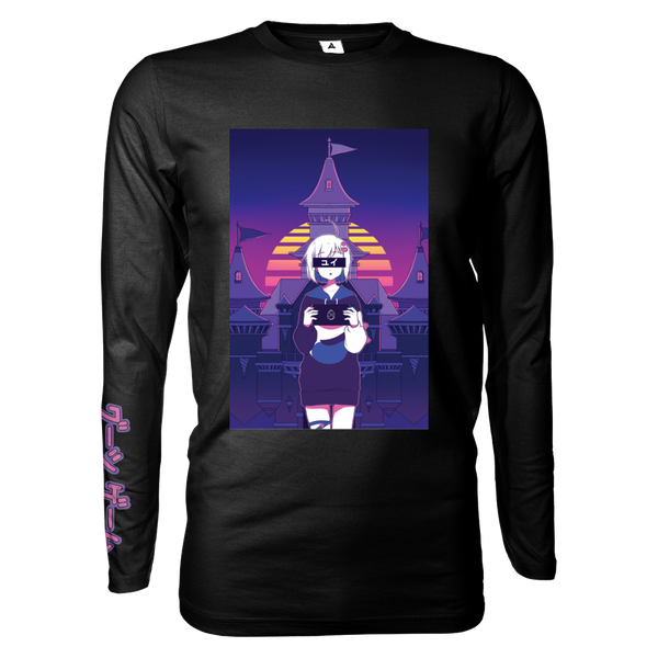 "Gooshi Gaming ""Yui"" Long Sleeve Shirt"