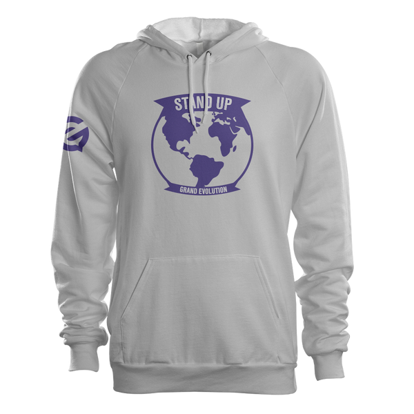 Grand Evolution Gaming Stand Up Hoodie