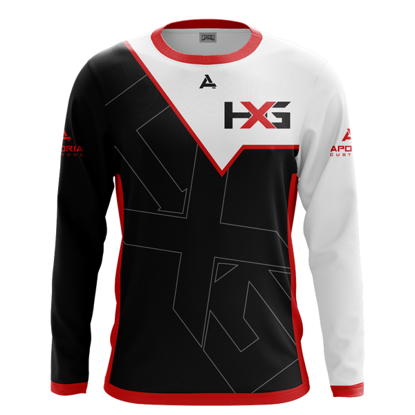 Hooligans Gaming Long Sleeve Jersey
