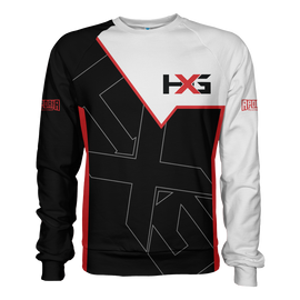Hooligans Gaming Sublimated Long Sleeve Shirt