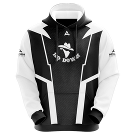 Ho Down Sublimated Hoodie