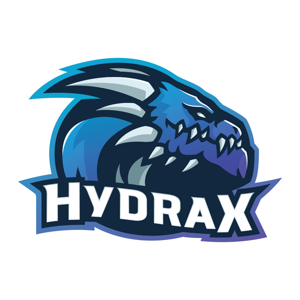 HydraX Sticker