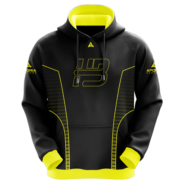Hyperboom Esports Sublimated Hoodie