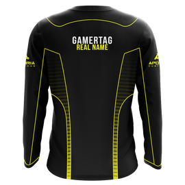 Hyperboom Esports Long Sleeve Jersey