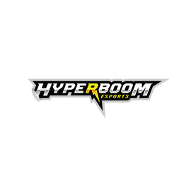 Hyperboom Esports Sticker V3