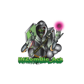 InZombie Sticker