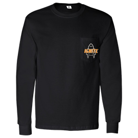 Ignite Gaming Long Sleeve T-Shirt w/ Pocket