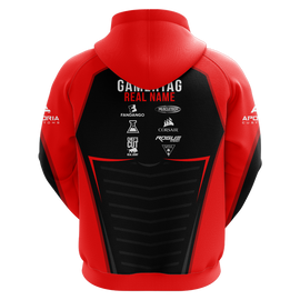 Inception Esports Sublimated Hoodie