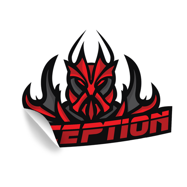 Inception Esports Sticker