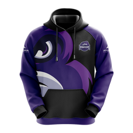 Inconspicuous Gaming Sublimated Hoodie