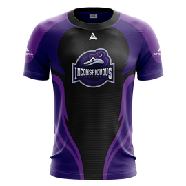 Inconspicuous Gaming Short Sleeve Jersey