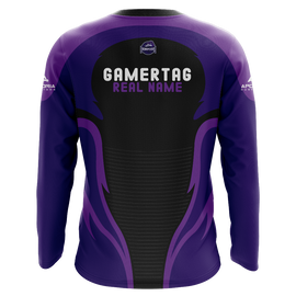 Inconspicuous Gaming Long Sleeve Jersey