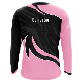 JaredFPS Long Sleeve Jersey - Pink