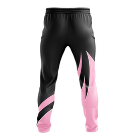 JaredFPS Sublimated Sweatpants - Pink