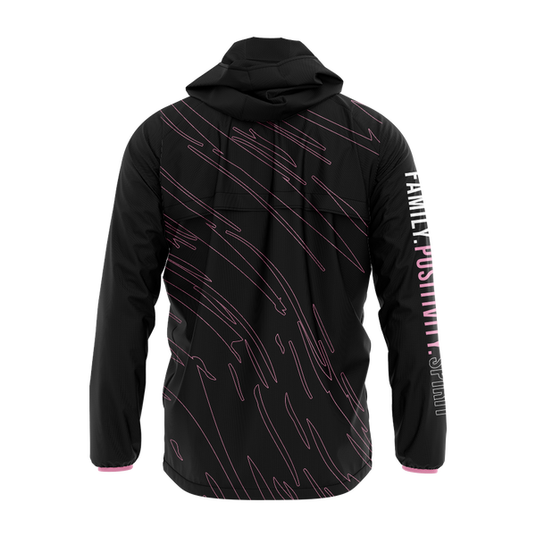JaredFPS Sublimated Windbreaker w/Hood