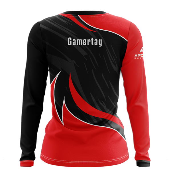 JaredFPS Women's Long Sleeve Jersey