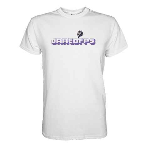 JaredFPS Home T-Shirt Purple