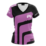 "JerkyXP ""Double Habanero"" Women's Short Sleeve Jersey"