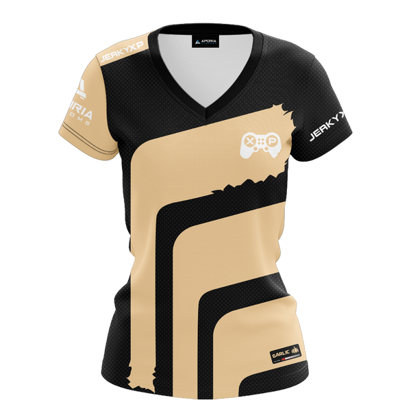 "JerkyXP ""Garlic"" Women's Short Sleeve Jersey"