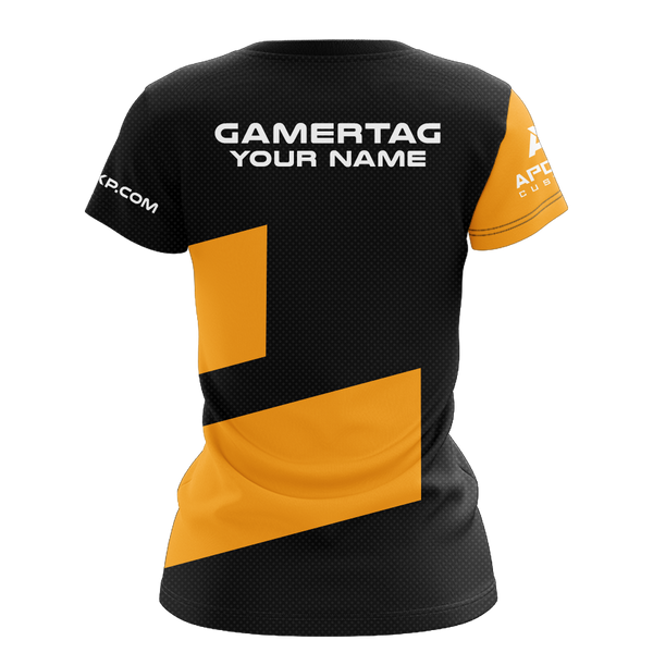 "JerkyXP ""Honey BBQ"" Women's Short Sleeve Jersey"