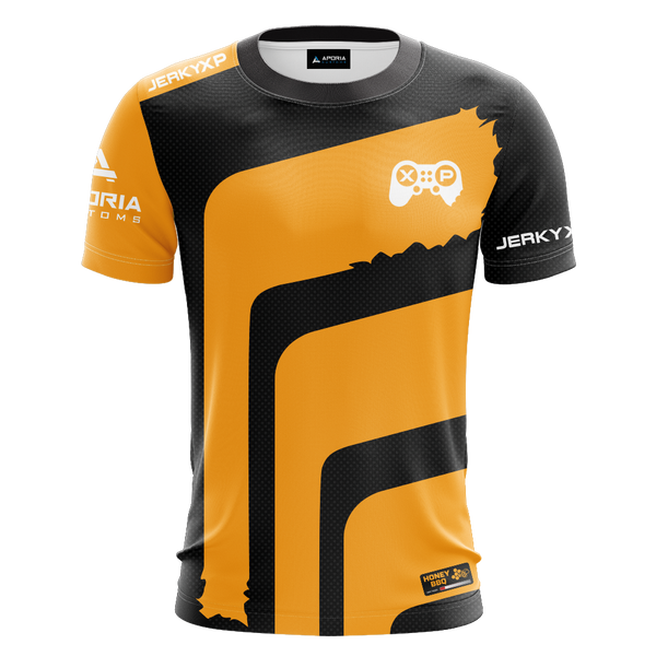 "JerkyXP ""Honey BBQ"" Short Sleeve Jersey"