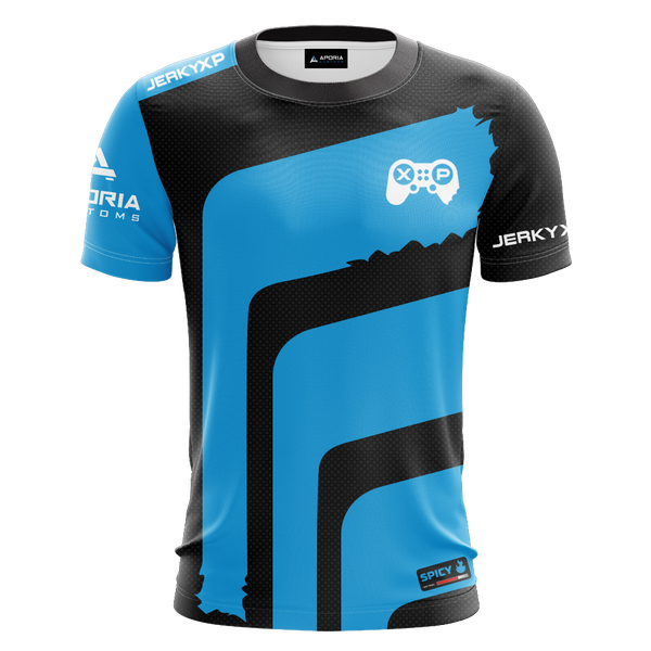 "JerkyXP ""Spicy"" Short Sleeve Jersey"
