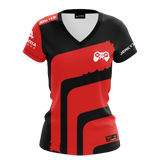 "JerkyXP ""Sweet BBQ"" Women's Short Sleeve Jersey"