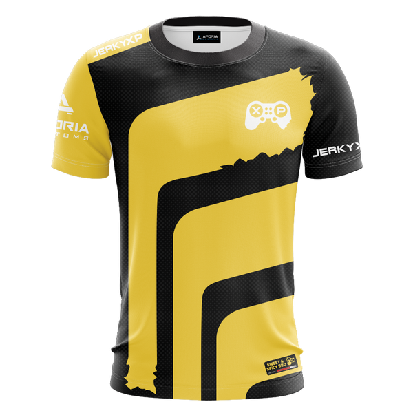 "JerkyXP ""Sweet & Spicy"" Short Sleeve Jersey"