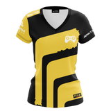 "JerkyXP ""Sweet & Spicy BBQ"" Women's Short Sleeve Jersey"