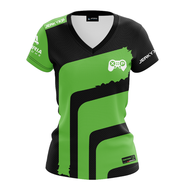 "JerkyXP ""Teriyaki"" Women's Short Sleeve Jersey"
