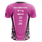 JusReloaded Pink Short Sleeve Jersey