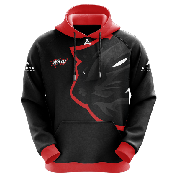 Just Raid It Sublimated Hoodie