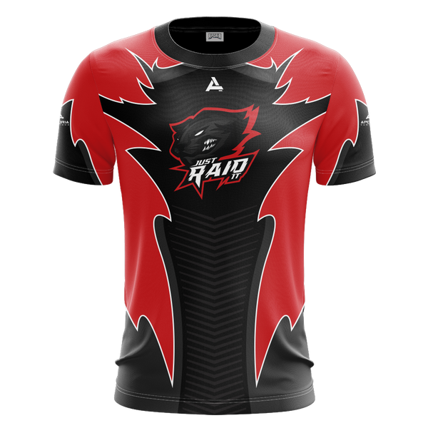 Just Raid It Short Sleeve Jersey