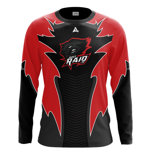 Just Raid It Long Sleeve Jersey