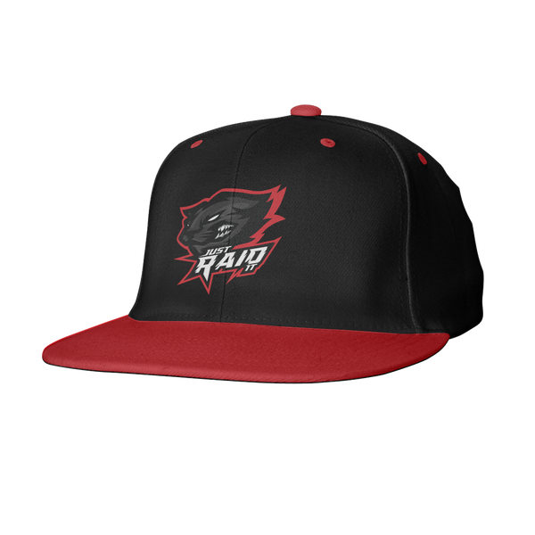 Just Raid It Snapback Hat