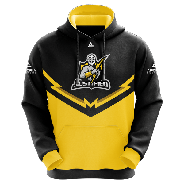 Justified Sublimated Hoodie