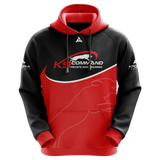 K9 Command Sublimated Hoodie