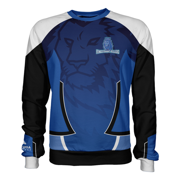 TeamKGK Sublimated Sweatshirt