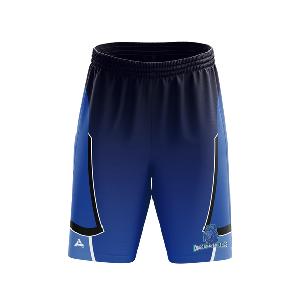 TeamKGK Sublimated Shorts