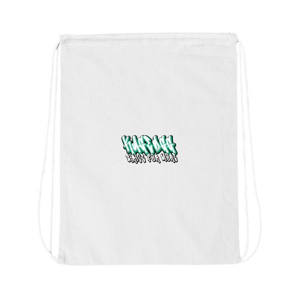 Kaged Drawstring Bag