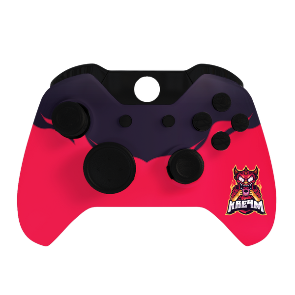 Kre4m Clan Xbox One Controller