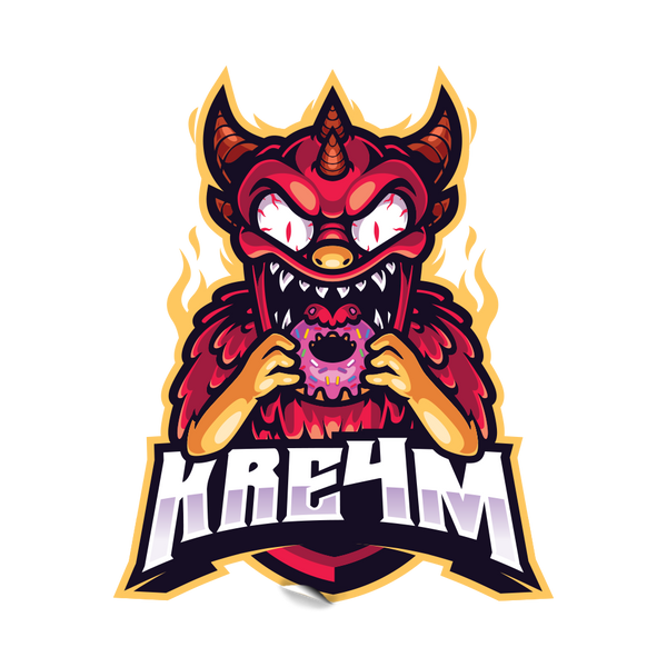 Kre4m Clan Sticker