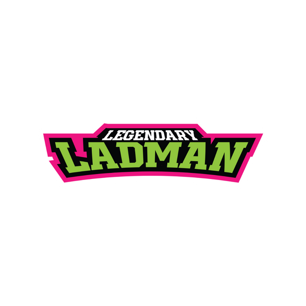 Ladman Sticker