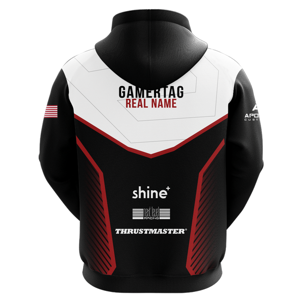 Light Speed Sublimated Hoodie