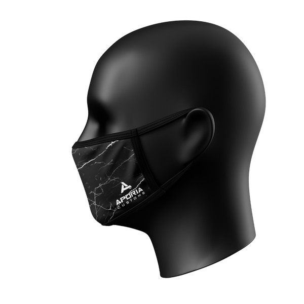 Lightning Face Mask